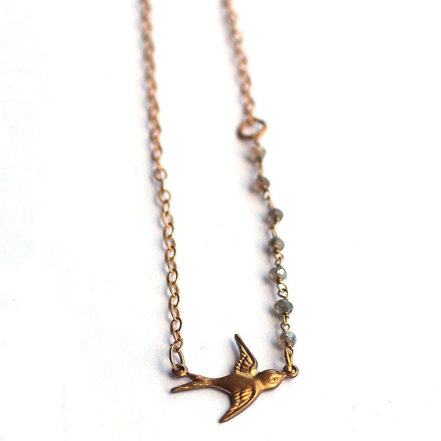 bird-charm-necklace-labradorite-handmade-jewelry