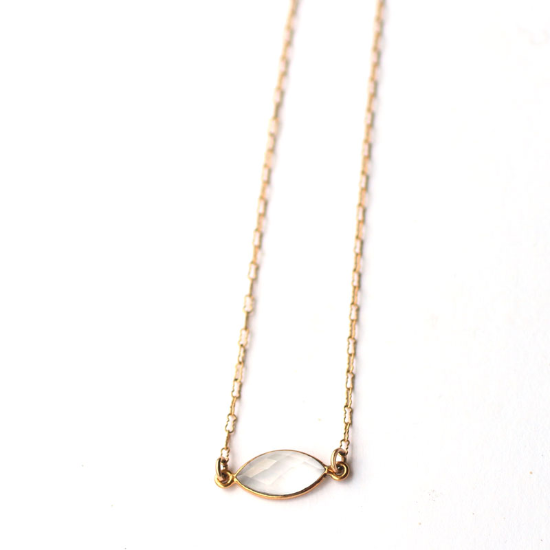 handmade-simple-jewelry-white-bezel-14k-gold-filled-necklace